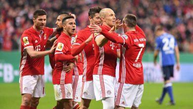 تشكيل بايرن ميونيخ ضد آينتراخت فرانكفورت في الدوري الألماني