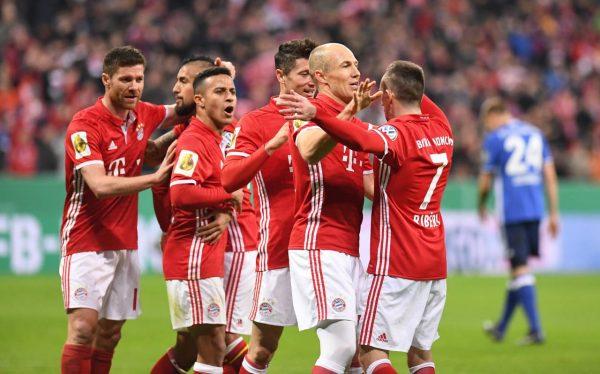 مشاهدة مباراة بايرن ميونخ ضد فيردر بريمن بث مباشر 20-4-2019