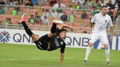 ملخص وأهداف مباراة السد وباختاكور بدوري أبطال آسيا