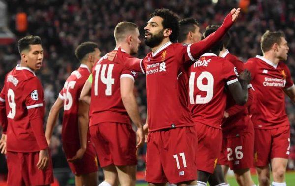 تشكيل ليفربول ضد بورتو في دوري أبطال أوروبا