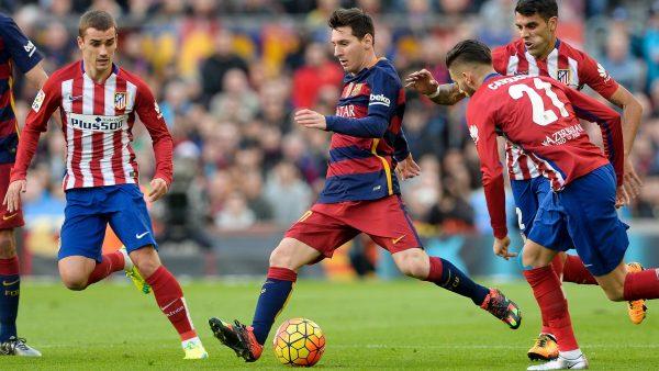 مشاهدة مباراة برشلونة وأتليتكو مدريد بث مباشر 6-4-2019