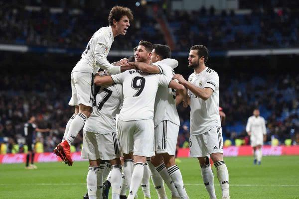 مشاهدة مباراة ليجانيس ضد ريال مدريد بث مباشر 15-4-2019