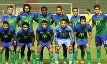 مشاهدة مباراة مصر المقاصة ضد بتروجيت بث مباشر 15-4-2019