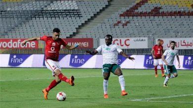 Photo of ملخص وأهداف مباراة الأهلي ضد المصري بالدوري
