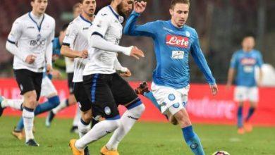 ملخص وأهداف مباراة نابولي ضد أتالانتا بالدوري الأيطالي