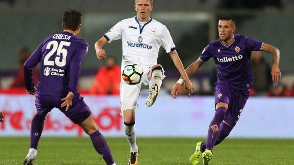 ملخص وأهداف مباراة أتالانتا وفيورنتينا بالدوري الإيطالي