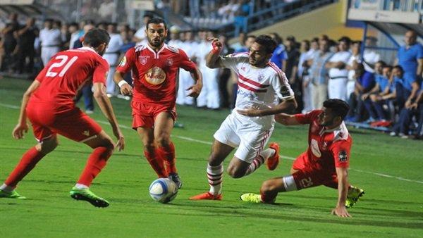 الزمالك ضد الأندية التونسية