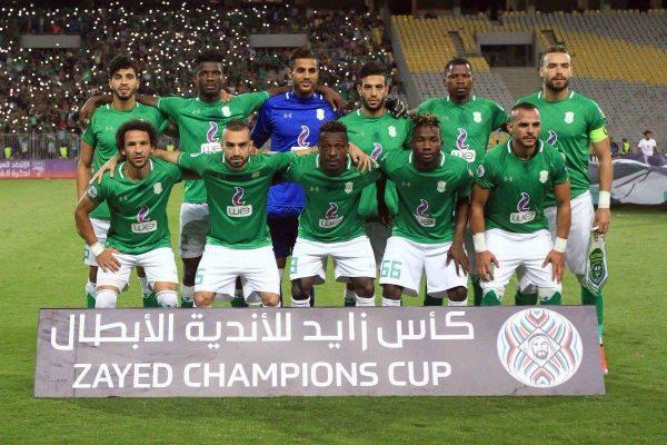 مشاهدة مباراة النجوم ضد الاتحاد السكندري بث مباشر 30-4-2019
