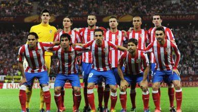 صورة تعرف على تشكيل اتليتكو مدريد ضد ليفانتى في ختام الليجا