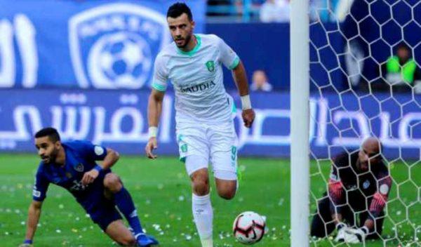 ملخص وأهداف مباراة الأهلي ضد الهلال