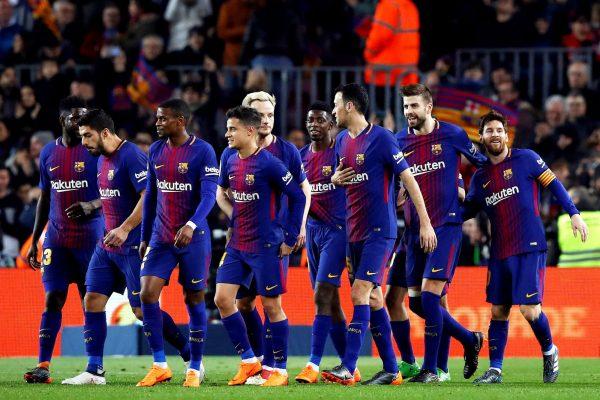 تعرف علي تشكيل برشلونة ضد أتلتيك بيلباو في الدوري الإسباني