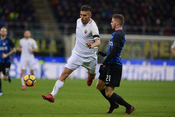مشاهدة مباراة إنتر ميلان ضد روما بث مباشر 20-4-2019