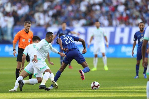مشاهدة مباراة الأهلي ضد الهلال بث مباشر 15-4-2019