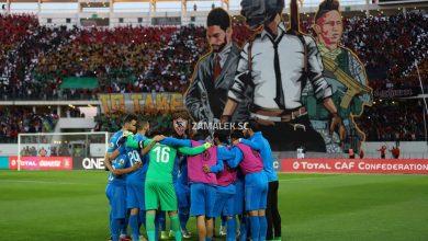 Photo of ملخص وأهداف مباراة الزمالك والمصري