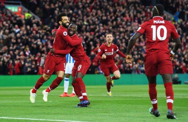تشكيل ليفربول ضد ولفرهامبتون بالدوري الإنجليزي