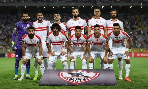 الزمالك ضد دوسكا القبرصي .. حميد احداد يقود الهجوم الأبيض