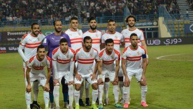 Photo of موعد مباراة الزمالك ضد الرجاء البيضاوي والقنوات الناقلة
