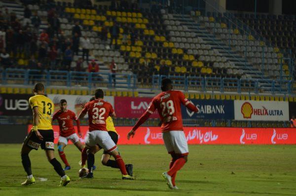 ملخص وأهداف مباراة الأهلى ضد الاتحاد السكندري