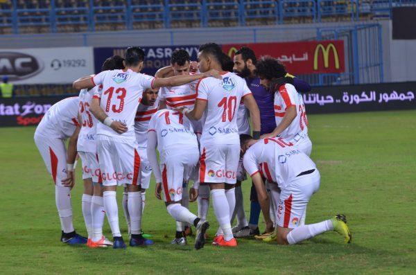 مشاهدة مباراة الزمالك والمصري بث مباشر 11-4-2019