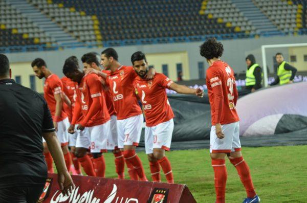 مشاهدة مباراة الأهلي ضد المصري بث مباشر 14-02-2020