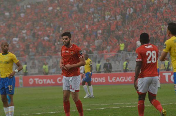 """شاهد هدف وليد أزارو اليوم في مرمي صن داونز """"فيديو"""""""