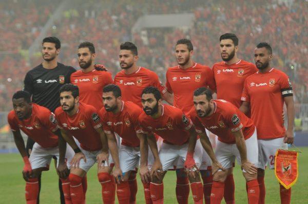 الأهلي ضد المصري
