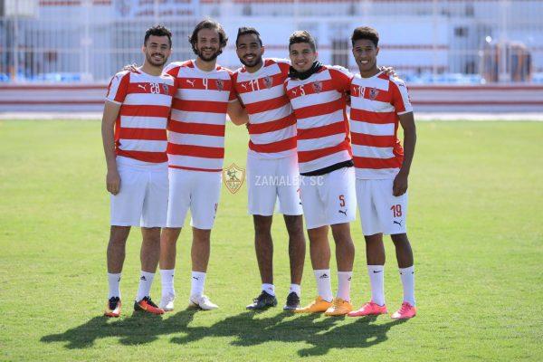 حكم مباراة الزمالك ضد المصري
