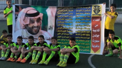 Photo of تركي آل شيخ | نادي جولدن يرفع لافتة حب وتقدير له