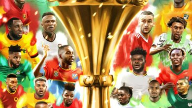 Photo of مجموعة مصر في كأس الأمم الأفريقية 2019