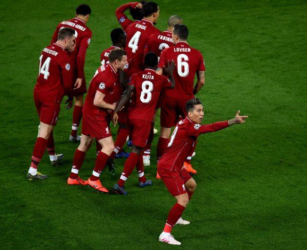 ليفربول ضد بورتو