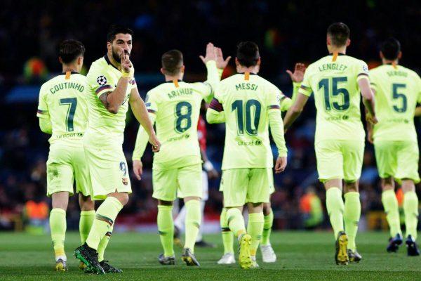 مشاهدة مباراة برشلونة ومانشستر يونايتد بث مباشر يلا شوت 16-4-2019
