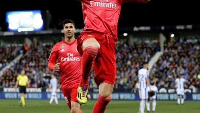 ملخص وأهداف مباراة ريال مدريد ضد ليجانيس