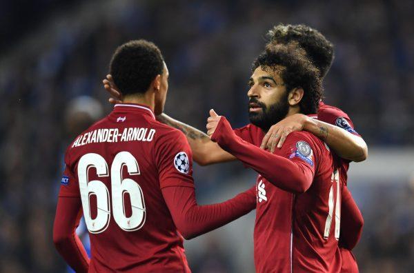 ملخص وأهداف مباراة بورتو وليفربول بدوري أبطال أوروبا