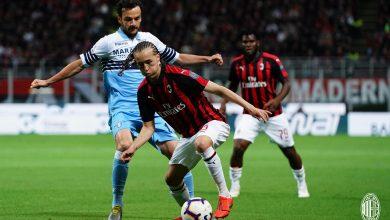 شاهد أهداف مباراة لاتسيو ضد ميلان في كأس ايطاليا