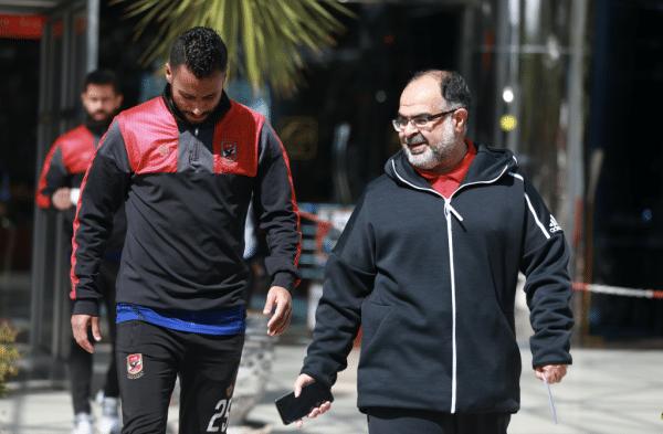 أخبار الأهلي اليوم.. حسام عاشور يخضع لفحص طبي قبل المران