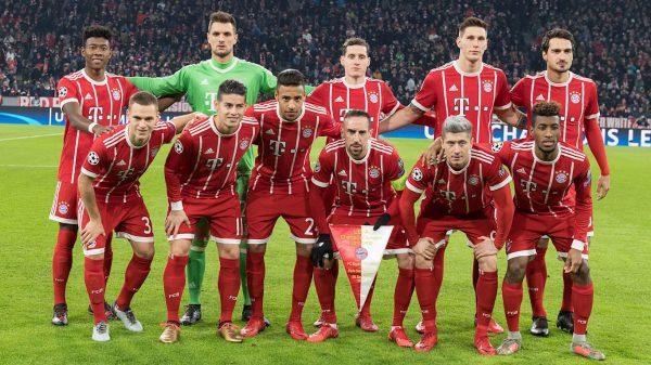 مشاهدة مباراة بايرن ميونيخ ودورتموند بث مباشر