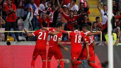 Photo of بنفيكا ضد ماريتيمو .. تشكيل الفريقين بالدوري البرتغالي