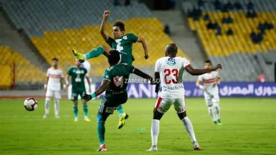 Photo of رسمياً : مباراة الزمالك ضد المصري بحكام أجانب