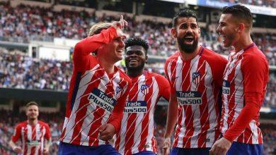 أتليتكو مدريد ضد ليفانتي..الأتليتى يخطف التعادل في الوقت القاتل