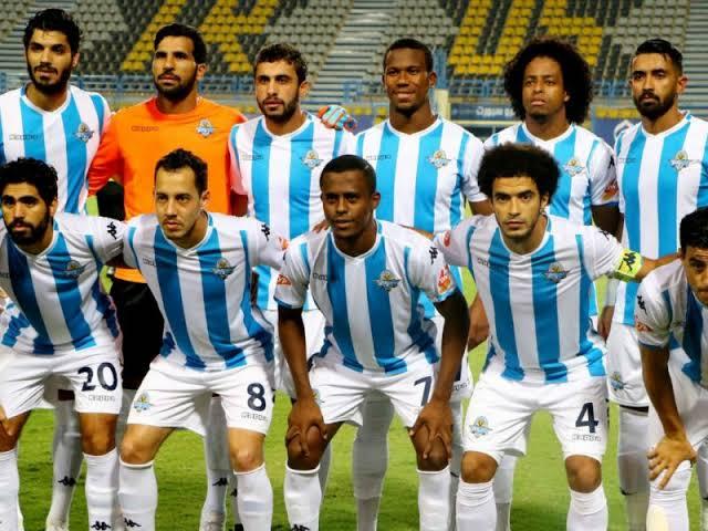 ملخص وأهداف مباراة بيراميدز ضد بتروجت