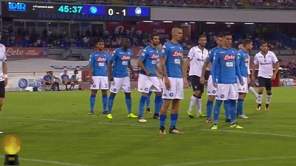 تشكيل مباراة نابولي ضد أتالانتا بالدوري الأيطالي