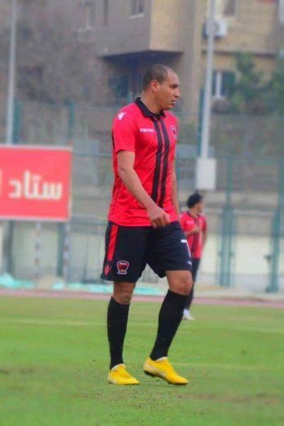 غياب رضا الويشي عن لقاء السويس ونادي مصر