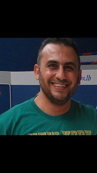 أحمد فوزي المدير الفني لفريق طنطا لكرة السلة