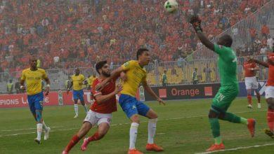 Photo of الأهلي ضد صن داونز | إصابة مدافع الفريق تيبوجو لانجرمان