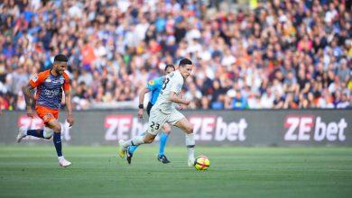 Photo of ملخص وأهداف مباراة باريس سان جيرمان ضد مونبلييه