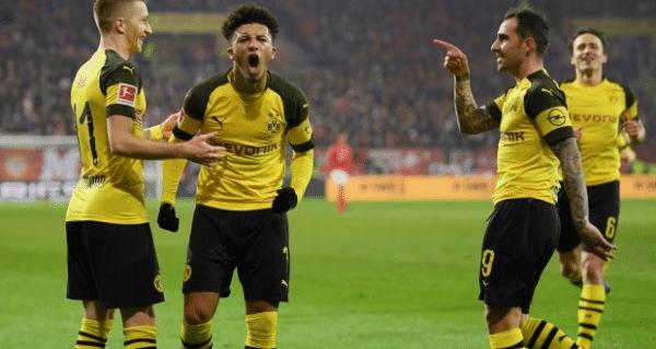 بروسيا دورتموند ضد شالكة.. تشكيل ديربي الرور في الدوري الألماني