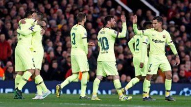 تشكيل برشلونة ضد ويسكا