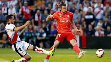 ملخص وأهداف مباراة ريال مدريد ضد رايو فايكانو بالدوري الإسباني