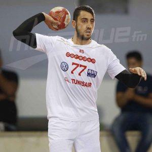 أسكندر زايد مع منتخب تونس