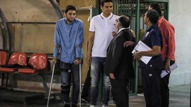 Photo of الأهلي اليوم.. فحص طبي لحمودي وأجاي وسمير ونيدفيد لألمانيا